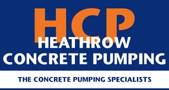 Heathrow Concrete Pumping Logo